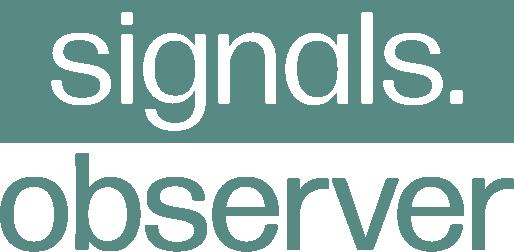 signals.observer Logo